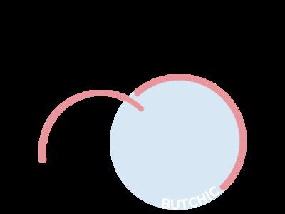 Logo for Design Company Butchic