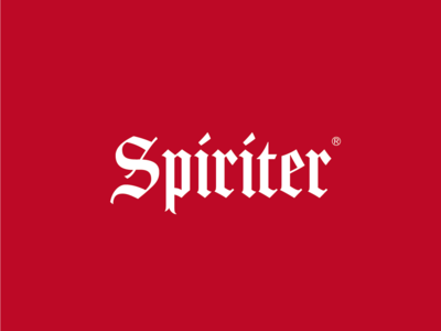 "the ""Spiriter"" designer magazine logo_icon"