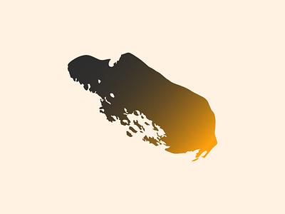 Ida illustration asteroid