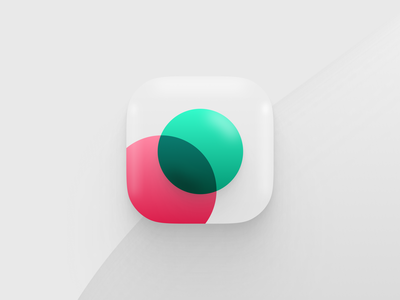 Big Sur Icon for Market app vector branding logo figma concept ui minimal design clean color icon big sur
