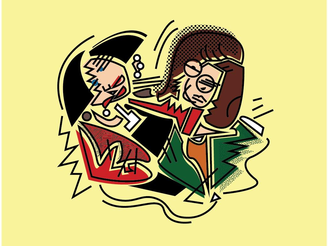Draia design illustration
