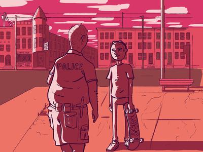 Baltimore Skater
