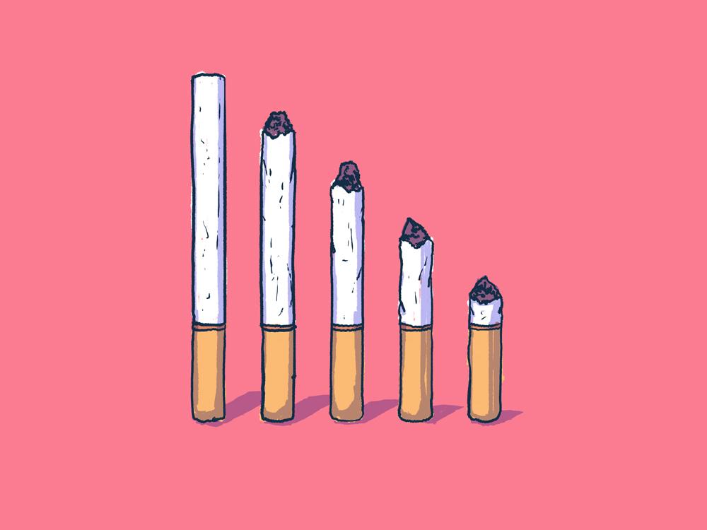 Cignal pop art design illustration