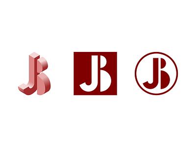 JB logos typography vector design branding logo