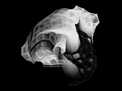 Album cover #1 javascript illustration abstract design generative art creative coding abstract design