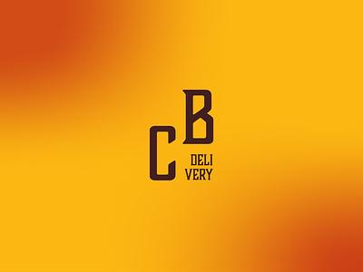 Logo C + B burguer food logo design food logo burger logo typography letter branding design brand identity design brand identity brand logo