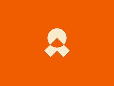 Logo C + dawn of the sun sports branding sports design logo sport organic psycho logo logo collection logo concept offwhite orange logo branding design brand identity design brand identity brand logo