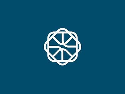 Logo Rudder waves beach logo beach rudder icon vector branding design brand identity design brand identity brand logo