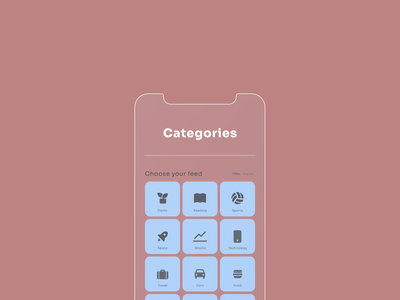 Daily UI - 099 Categories category page category dailyui 099 daily ui 099 dailyui099 099 categories plain simple minimal ui design daily ui dailyuichallenge dailyui daily 100 challenge