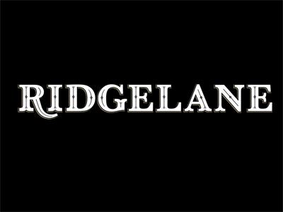 Ridgelane logo letter bar