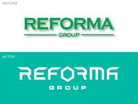 Reforma Rebrand