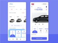 App venda de carros