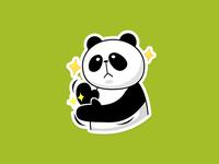 "Panda ""Good Job"""