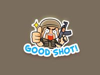 Pub Good Shot