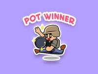 Pub - Pot Winner