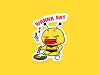 Bee Eating