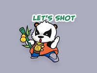 Panda Let's Shot