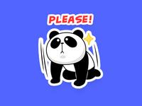 Panda Please!