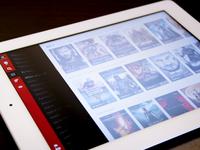 Rethinking Netflix - Menus