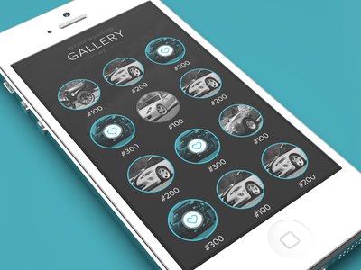 Rtr Gallery youilabs rtr list cars favourite ui app ios
