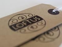Loftus Garden Village - sub logo