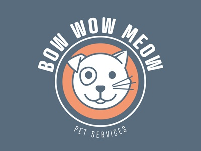 Bow Wow Meow logo
