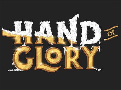 Handofglory 800x600 procreate logo hand handlettering handletter design illustration typography type lettering