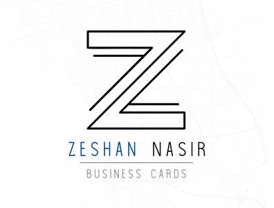 Business Cards | Zeshan Nasir