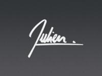 Personal Logo Signature