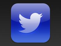 Twitter iOS icon Practice
