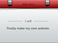 2011 Resolution