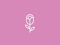 Flower logo design