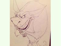 Werewolf Dribb