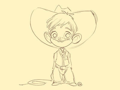 Cowboydribb