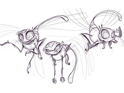 Dragonfly drib