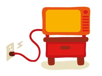 Standby TV standby environment eco-friendly zuinig milieu duurzaam eco warmte gas groen saving besparen energie energy electriciteit licht light