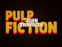Pulp Fiction in Abraham