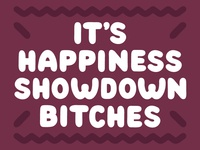 Happiness Showdown!