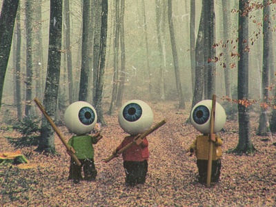Eyeball Buddies