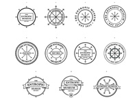 Seal Logo Sketches