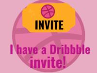 I have a dribbble invite!