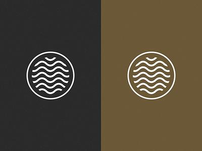 Coasting - Wave icon brand coasting wave branding logo