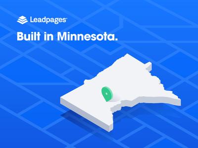 Built in Minnesota