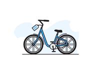 New bike illustration