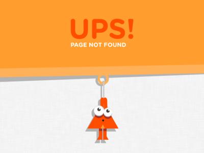 Fox Expenses Error 404 Page
