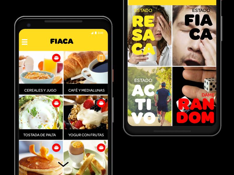 Comer UI app ui design