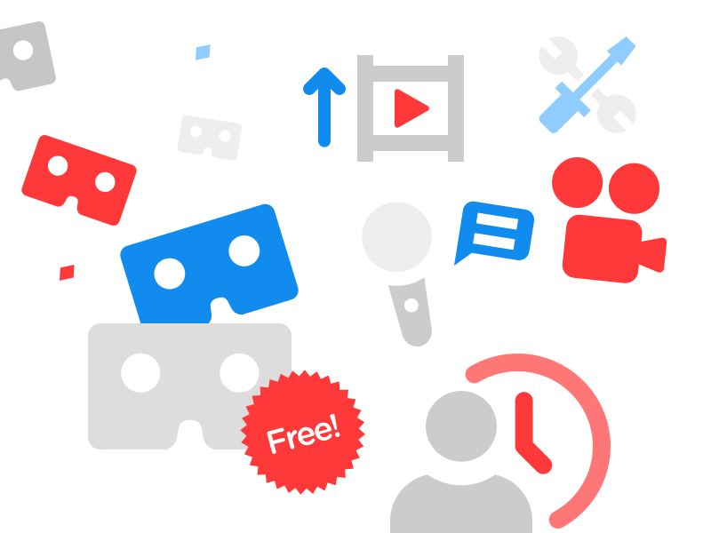 Todo Noticias 360 Icons icons media conference logo branding illustration