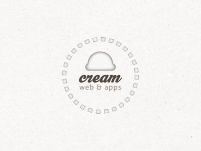 cream logo icon