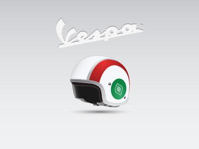 Vespa icon icon vespa