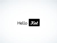 Hello Kot logo